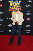 "HOLLYWOOD, CA - JUNE 11: Bonnie Hunt, at The Premiere Of Disney And Pixar's ""Toy Story 4"" at El Capitan theatre in Hollywood, California on June 11, 2019. <br /> CAP/MPIFS<br /> ©MPIFS/Capital Pictures"