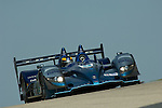 11 August 2007: David Brabham drives the Highcroft Racing Acura ARX-01a at the Generac 500 at Road America, Elkhart Lake, WI.