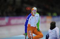 SCHAATSEN: HEERENVEEN: Thialf, World Cup, 03-12-11, 1500m A, Ireen Wüst NED, ©foto: Martin de Jong