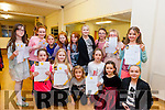 Pictured at the Annual Awards night at the Tenacity School of Performing Arts are students who performed Mary Poppins and the Sound of Music.