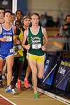 12 MAR 2016:  Willy Fink of the Eastern Michigan University leads the 3000m Run during the Division I Men's Indoor Track & Field Championship held at the Birmingham Crossplex in Birmingham, Al. Tom Ewart/NCAA Photos