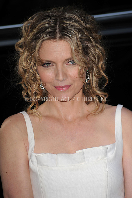 WWW.ACEPIXS.COM . . . . . ....June 16 2009, New York City....Actress Michelle Pfeiffer at a screening of 'Cheri' at the Directors Guild of America Theater on June 16, 2009 in New York City.....Please byline: KRISTIN CALLAHAN - ACEPIXS.COM.. . . . . . ..Ace Pictures, Inc:  ..tel: (212) 243 8787 or (646) 769 0430..e-mail: info@acepixs.com..web: http://www.acepixs.com