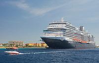 EC- Koningsdam at Pier in Bonaire S. Caribbean Cruise, Bonaire 3 19