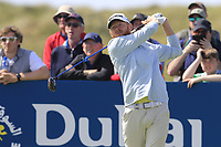 Sebastian Soderberg (SWE) tees off the 2nd tee during Thursday's Round 1 of the Dubai Duty Free Irish Open 2019, held at Lahinch Golf Club, Lahinch, Ireland. 4th July 2019.<br /> Picture: Eoin Clarke | Golffile<br /> <br /> <br /> All photos usage must carry mandatory copyright credit (© Golffile | Eoin Clarke)