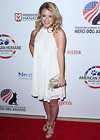 BEVERLY HILLS, CA, USA - SEPTEMBER 27: Christie Brooke arrives at the 4th Annual American Humane Association Hero Dog Awards held at the Beverly Hilton Hotel on September 27, 2014 in Beverly Hills, California, United States. (Photo by Xavier Collin/Celebrity Monitor)