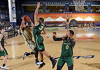 FIU Men's Basketball v. Charlotte (1/20/18)