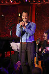John Tartaglia during the 'Avenue Q' 15th Anniversary Reunion Concert at Feinstein's/54 Below on July 30, 2018 in New York City.