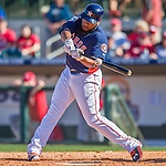 4 March 2016: Houston Astros infielder Jon Singleton in action during a Spring Training pre-season game against the St. Louis Cardinals at Osceola County Stadium in Kissimmee, Florida. The Astros defeated the Cardinals 6-3 in Grapefruit League play. Mandatory Credit: Ed Wolfstein Photo *** RAW (NEF) Image File Available ***