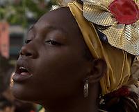 Santeria cult in Cuba