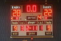 Boys Basketball JV against Lexington 12/3/19