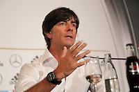 13.08.2013: DFB-Pressekonferenz in Mainz