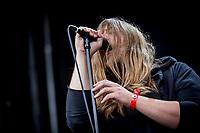 Zeal &amp; Ardor paa Pand&aelig;monium.  Copenhell 2018 p&aring; Refshale&oslash;en i K&oslash;benhavn. Fire dage med rock, metal og dedikerede fans.<br /> <br /> Copenhell 2018 on Refshale Island in Copenhagen. Four days of rock, metal and dedicated fans.<br /> <br /> Foto: Jens Panduro<br /> <br /> Copenhagen, Copenhell, musikfestival, festival, musik, rockmusik, metal, hardcore, thrashmetal, punk, punkrock, metalcore, Refshale&oslash;en, Reffen, koncerter, rockkoncerter., Music Festival, Music, Rock Music, Thrash Metal, Refshale Island, Concerts, Rock Concerts.