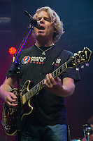 Rob Eaton, Rhythm Guitarist with Dark Star Orchestra at The Gathering of the Vibes 31 July 2014
