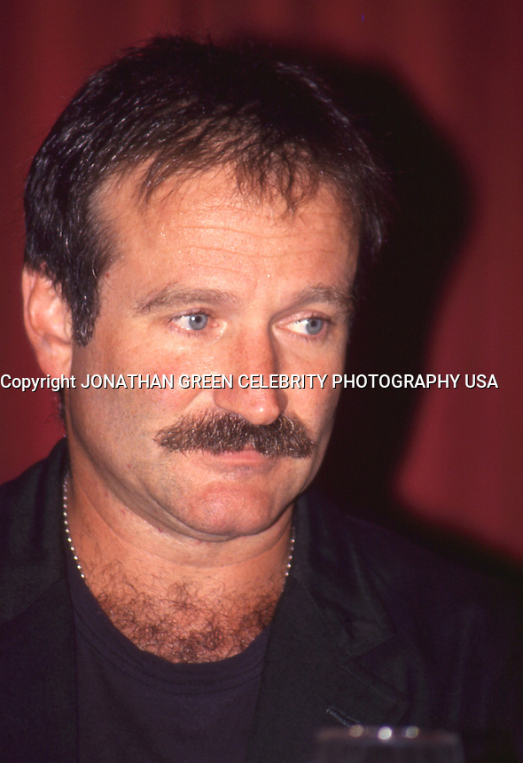 Robin Williams 1993 by Jonathan Green
