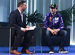 18.01.2016, Telefonica tower, Barcelona, Spain. Moto GP. 2016 Yamaha Racing global press conference. Picture show Jorge Lorenzo , Movistar Yamaha Moto GP rider,Yamaha motor racing