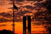 Congresso Nacional.<br /> Brasília, Brasil.<br /> Foto Paulo Santos<br /> 21/08/2010
