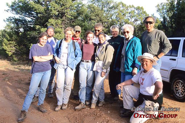 Front: Alison, Jessica, Erin, Alexandra, Alpha & Ken Back: Dan, Matt, Alan, Barbara, Bill