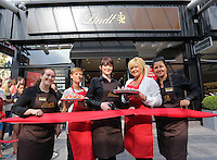 L-R Sian Bolton, Becky Collett, manager Maggie Halpin, Suzanne Beynon and Emma Miles