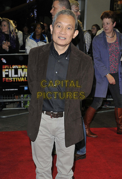 LONDON, ENGLAND - OCTOBER 18: Jacob Cheung attends the &quot;The White Haired Witch of Lunar Kingdom&quot; official screening, 58th LFF day 11, Odeon West End cinema, Leicester Square, on Saturday October 18, 2014 in London, England, UK. <br /> CAP/CAN<br /> &copy;Can Nguyen/Capital Pictures