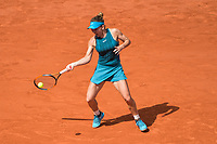 Simona Halep of Romania during Day 12 of the French Open 2018 at Roland Garros on June 7, 2018 in Paris, France. (Photo by Baptiste Fernandez/Icon Sport)