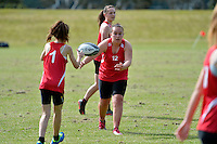 Wellington Junior Touch Tournament at Fraser Park, Lower Hutt, New Zealand on Thursday 15th November 2012<br />