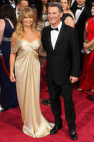 HOLLYWOOD, LOS ANGELES, CA, USA - MARCH 02: Goldie Hawn, Kurt Russell at the 86th Annual Academy Awards held at Dolby Theatre on March 2, 2014 in Hollywood, Los Angeles, California, United States. (Photo by Xavier Collin/Celebrity Monitor)
