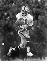 Oakland Raiders Warren Wells..(1970 photo/Ron Riesterer)
