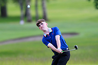 Simon Walker on the 15th during Round 4 of the Connacht Stroke Play Championship 2019 at Portumna Golf Club, Portumna, Co. Galway, Ireland. 09/06/19<br /> <br /> Picture: Thos Caffrey / Golffile<br /> <br /> All photos usage must carry mandatory copyright credit (© Golffile | Thos Caffrey)