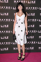 Daisy Lowe<br /> arrives for the Maybelline Bring on the Night party at The Scotch of St James, London<br /> <br /> <br /> ©Ash Knotek  D3231  18/02/2017