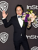 LOS ANGELES, CALIFORNIA - JANUARY 06: Jimmy O. Yang attends the Warner InStyle Golden Globes After Party at the Beverly Hilton Hotel on January 06, 2019 in Beverly Hills, California. <br /> CAP/MPI/IS<br /> &copy;IS/MPI/Capital Pictures