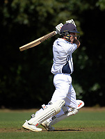 PNBHS' Curtis Heaphy bats during the 2018 Junior NZ Secondary School Cricket Boys' Tournament match between St Andrew's College and Palmerston North Boys' High School at Fitzherbert Park in Palmerston North, New Zealand on Friday, 23 March 2018.. Photo: Dave Lintott / lintottphoto.co.nz