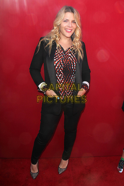 WESTWOOD, CA - February 01: Busy Philipps at the &quot;The Lego Movie&quot; Los Angles Premiere, Village Theatre, Westwood,  February 01, 2014.  <br /> CAP/MPI/JO<br /> &copy;Janice Ogata/MediaPunch/Capital Pictures