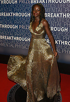 MOUNTAIN VIEW, CA - NOVEMBER 04: Lupita Nyong'o attends the 2019 Breakthrough Prize at NASA Ames Research Center on November 4, 2018 in Mountain View, California. <br /> CAP/MPI/SPA<br /> &copy;SPA/MPI/Capital Pictures