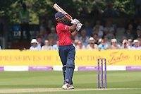Varun Chopra hits six runs for Essex during Essex Eagles vs Notts Outlaws, Royal London One-Day Cup Semi-Final Cricket at The Cloudfm County Ground on 16th June 2017