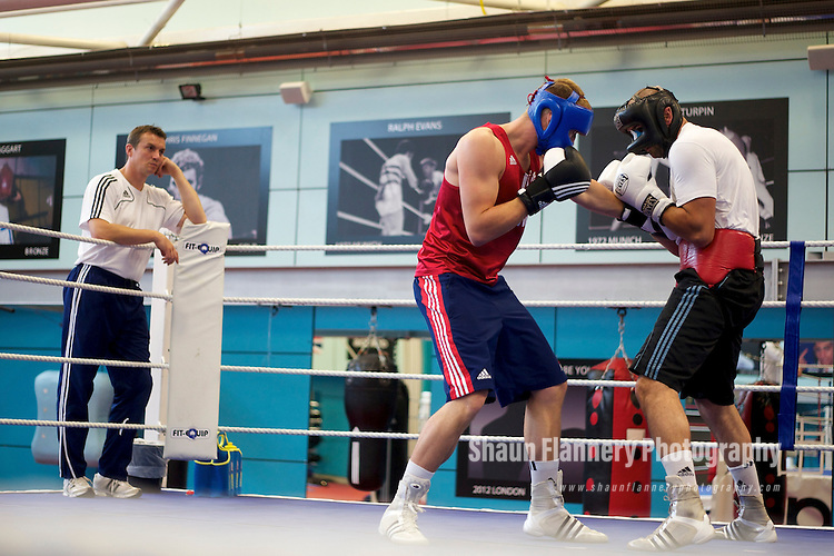 Pix: Shaun Flannery/shaunflanneryphotography.com...COPYRIGHT PICTURE>>SHAUN FLANNERY>01302-570814>>07778315553>>..20th July 2010.......GB Boxing, The English Institute of Sport, Sheffield (EIS Sheffield).