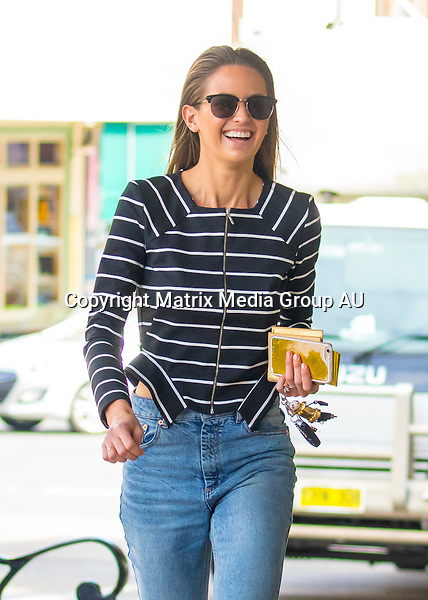 2 SEPTEMBER 2015 SYDNEY AUSTRALIA<br /> <br /> NON EXCLUSIVE <br /> <br /> Jesinta Campbell pictured running errands in Rose Bay. <br /> <br /> *No web without clearance*<br /> <br /> MUST CALL PRIOR TO USE <br /> <br /> +61 2 9211-1088. <br /> <br /> Note: All editorial images subject to the following: For editorial use only. Additional clearance required for commercial, wireless, internet or promotional use.Images may not be altered or modified. Matrix Media Group makes no representations or warranties regarding names, trademarks or logos appearing in the images.