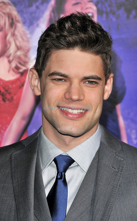 Jeremy Jordan at the premiere of Joyful Noise held at Grauman's  Chinese Theatre in Hollywood, CA. January 9, 2012