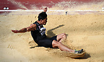 Sutthisak SINGKHON (THA) in the mens decathlon long jump. IAAF world athletics championships. London Olympic stadium. Queen Elizabeth Olympic park. Stratford. London. UK. 11/08/2017. ~ MANDATORY CREDIT Garry Bowden/SIPPA - NO UNAUTHORISED USE - +44 7837 394578