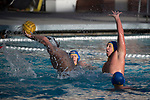 LOS ANGELES, CA - DECEMBER 03:  Alex Roelse (11) of UCLA defends a player during the Division I Men's Water Polo Championship held at the Uytengsu Aquatics Center on the University of Southern California campus on December 3, 2017 in Los Angeles, California. UCLA defeated USC 5-7 to win the National Championship. (Photo by Justin Tafoya/NCAA Photos via Getty Images)