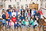 MEDALS & TROPHIES: Children from the Spa/Fenit and Barrow community who were presented with their Community Games Medals & Trophies at The Oyster Tavern, The Spa, Tralee, on Thursday night.   .