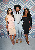 WEST HOLLYWOOD, CA - AUGUST 8: Jordana Brewster, Johnathan Fernandez, Keesha Sharp, at 2017 Summer TCA Tour - Fox at Soho House in West Hollywood, California on August 8, 2017. <br /> CAP/MPI/FS<br /> &copy;FS/MPI/Capital Pictures