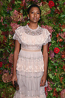 Jade Anouka<br /> arriving for the 2018 Evening Standard Theatre Awards at the Theatre Royal Drury Lane, London<br /> <br /> ©Ash Knotek  D3460  18/11/2018