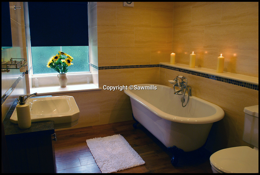 BNPS.co.uk (01202 558833)<br /> Pic: Sawmills/BNPS<br /> <br /> Slide away for a break in the Cornish countryside that will live forever in the memory...<br /> <br /> Fancy a peaceful getaway in this idyllic setting, where suprisingly one of rock'n'roll's greatest albums was born...<br /> <br /> This 1000 year old paradise of calmness and tranquility in the heart of Cornwall is the unlikely spot where Oasis recorded their breakthrough Definitely Maybe allbum in 1994.<br /> <br /> The former mill still contains the recording studio where the Britpop pioneers worked their magic, and The Verve, Supergrass and the Stone Roses also recorded at the remote spot on the River Fowey. <br /> <br /> Nowadays you can book Sawmills for a quiet weekend for £1111 - but you'll need to take a boat to get there, as there is no access by road  to the mill, a fact well known to record company executives keen to concentrate the creative minds of their often temperamental artists.