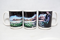 15 oz. Mug   - Waimea Bay Cave - $25 + $6 shipping.<br />