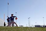 Koji Uehara (Cubs),<br /> FEBRUARY 15, 2017 - MLB : Chicago Cubs spring training baseball camp in Mesa, Arizona. United States.<br /> (Photo by AFLO)