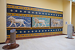 Mesopotamian Wall Tiling, Istanbul Archaeology Museum