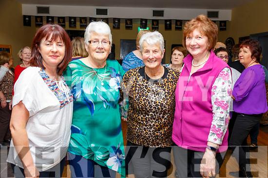 Tea Party: Attending the Tea Party in aid of Recovery Haven at the Hibernian Bar, Ballybunion on Sunday afternoon last were Helen Dalton, Mary Martin, Mary Hartnett & Christina Neilan.
