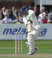 Photo Peter Spurrier.31/08/2002.Cheltenham & Gloucester Trophy Final - Lords.Somerset C.C vs YorkshireC.C..Somerset's Peter Bowler (blue helmet)