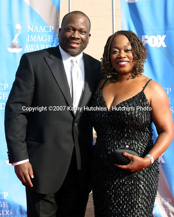 Regina Taylor.NAACP Image Awards.Shrine Auditorium.Los Angeles, CA.March 2, 2007.©2007 Kathy Hutchins / Hutchins Photo...
