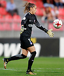 Atletico de Madrid's Dolores Gallardo during UEFA Womens Champions League 2017/2018, 1/16 Final, 1st match. October 4,2017. (ALTERPHOTOS/Acero)